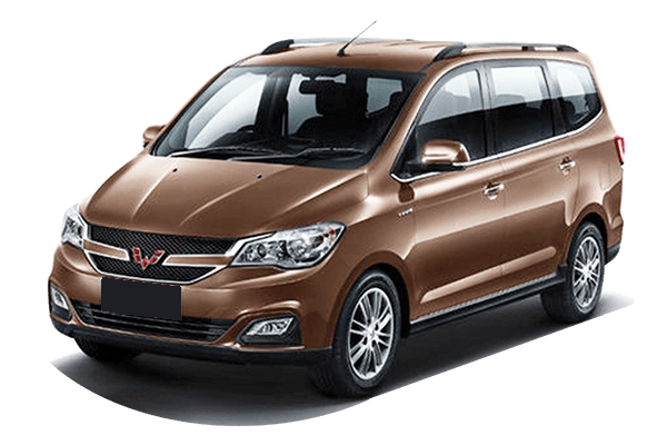 Wuling Hongguang S Classic wheels and tires specs icon