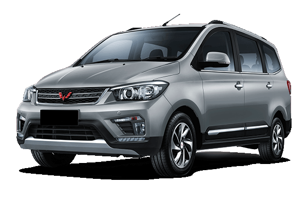 Wuling Hongguang S1 wheels and tires specs icon
