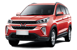 Wuling Hongguang S3 wheels and tires specs icon