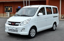 Wuling Hongguang V wheels and tires specs icon