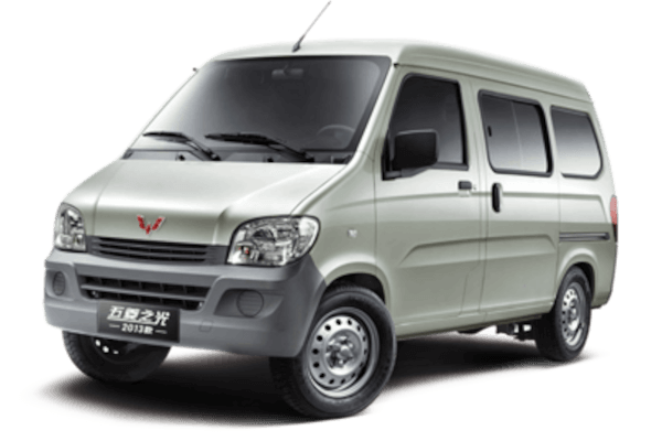 Wuling Sunshine Extended MPV