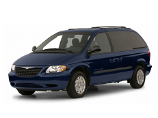 Chrysler Voyager wheels and tires specs icon