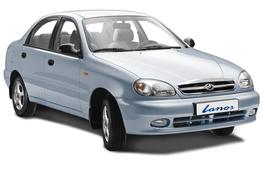 Icona per specifiche di ruote e pneumatici per ZAZ Lanos