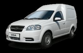 roues et icone de spécifications de pneus pour ZAZ Vida Cargo