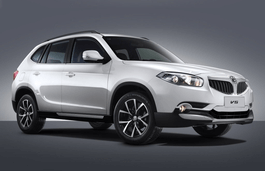 Brilliance V5 Restyling SUV