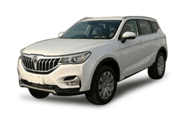Brilliance V6 SUV