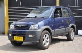 Zotye 2008 SUV