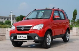 Zotye 5008 Closed Off-Road Vehicle
