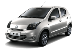Zotye Cloud 100 wheels and tires specs icon