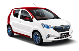 Zotye Cloud 100plus wheels and tires specs icon