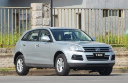 Zotye T600 Closed Off-Road Vehicle