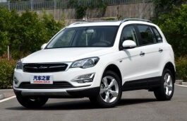 Zotye X5 Closed Off-Road Vehicle