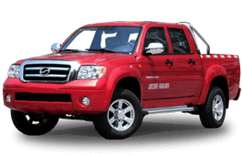 ZX GrandTiger Pickup Double Cab