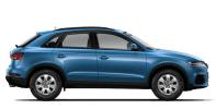 Audi Q3 wheels and tires specs icon