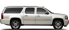 Chevrolet Suburban 2500 wheels and tires specs icon