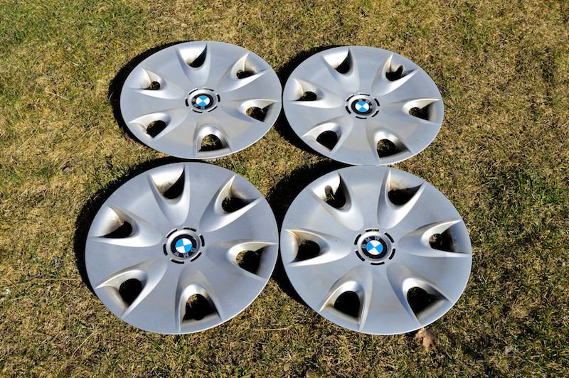 BMW original OEM wheel covers