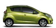 Daewoo Matiz wheels and tires specs icon