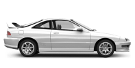acura integra 2009 wheel tire sizes pcd offset and rims specs