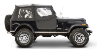 Jeep CJ wheels and tires specs icon