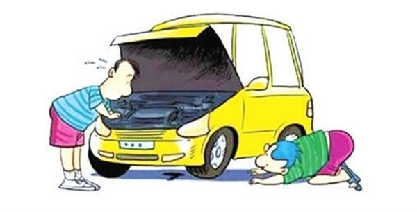 车辆动态检查的内容主要包括?