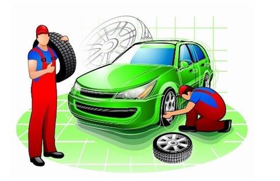 怎样进行轮胎换位?