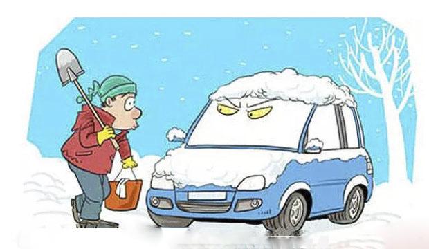 怎样清理车顶?