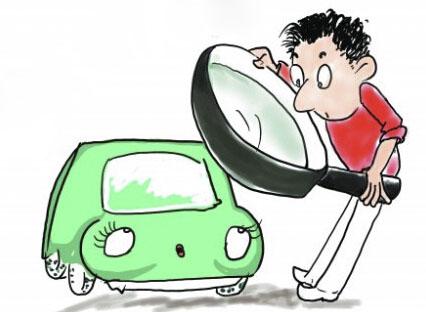 夏季如何检查进行车辆检查?