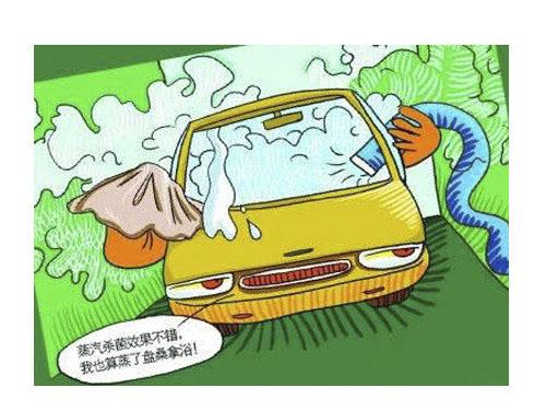 春季内饰清洗宜选用何种清洗剂?