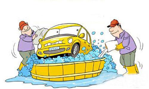 冬季如何清洗车辆?