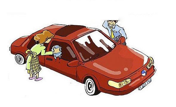 什么是车身打蜡?