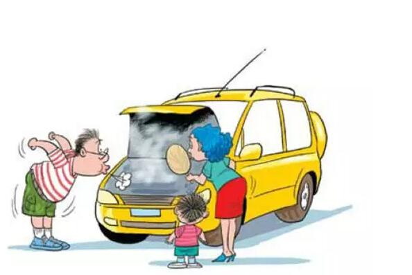 发动机突然熄火时的应急处理方法?