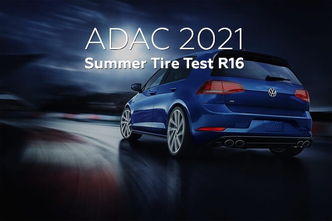 ADAC 2021: Summer Tire Test R16